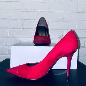 Guess Hot Pink Stilettos